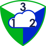 3-2-1 backup rule logo