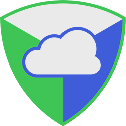 cloud backup logo