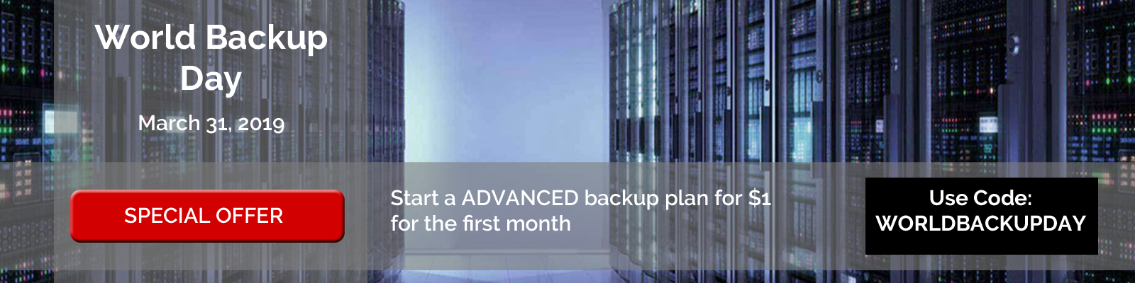 world backup day offer